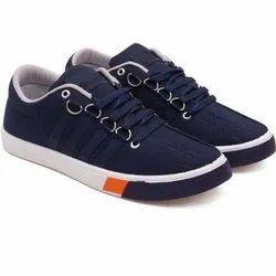 Mini Fashion Casual Wear Mens Canvas Shoe, Size: 6-12