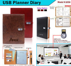 USB Planner Diary