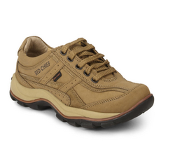 Red Chief Rc2020 Rust Low Ankle Casual