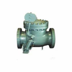 Hydraulic Non Slam Arrangement