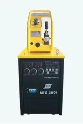 ESAB MIG 300i Welding Machine