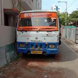 Van Rental Service in Chennai