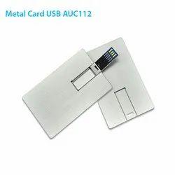 Metal Card Pendrive USB