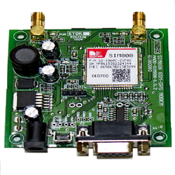 SIM808 GSM and GPS Modem Development Board