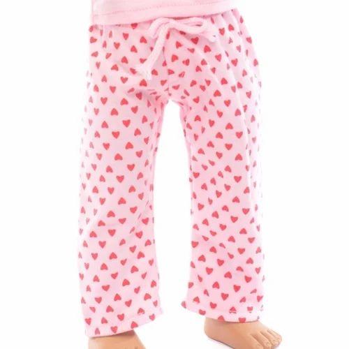 ddbfdd51e Printed Casual Wear Kids Girls Lower