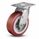 6 x 2 Inch PU Caster Wheel
