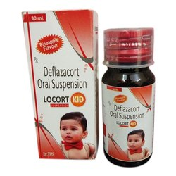 Deflazacort Oral Suspension, Packaging Type: Bottle