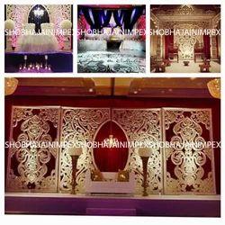 Wedding Frame Stage