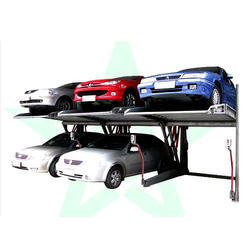 Mini Car Parking System