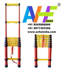 Fiberglass Telescopic Ladder
