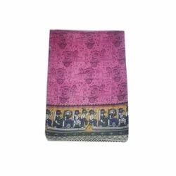 Kalamkari Designer Silk Saree