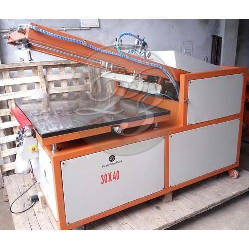 d3147094 Screen Printing Machine - Silk Screen Printing Machine Manufacturer from  Faridabad