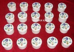Inlay Work Marble Gift Boxes