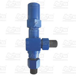 Ammonia Safety Relief Valves