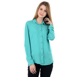 Blue Surplus Ladies Shirt