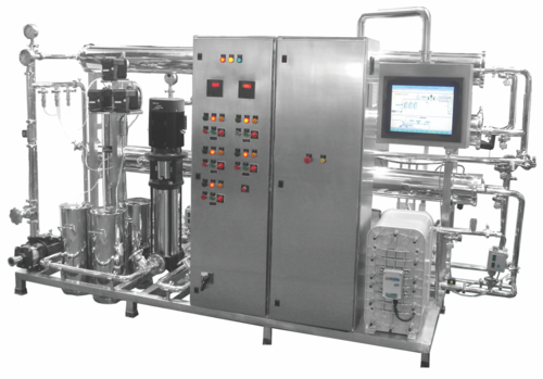 Pharmaceutical Purified Water Treatment Plant
