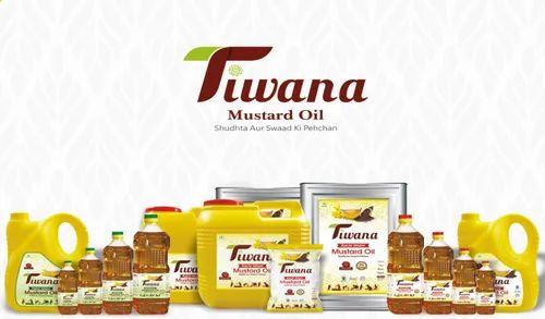 Tiwana Mustard Oil