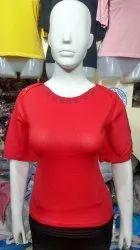 Girls Designer Knitting Tops