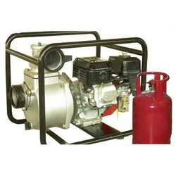 LPG Water Pump Set (With Out Petrol Fuel Tank )