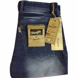 Casual Wear Wrangler Stretchable Comfort Fit Men Denim Jeans