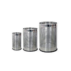 Steel Perforated Bin