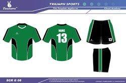 Customize Football Uniforms