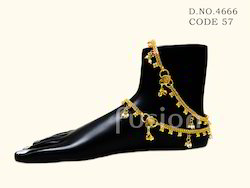 Traditional Wedding Payal Anklets