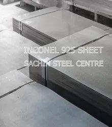 Inconel 925 Plate