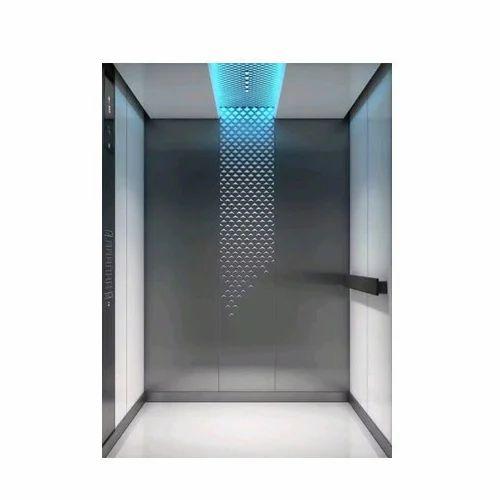 2 5 M/s KONE U MiniSpace 17 Passenger Elevator | ID: 19001442588