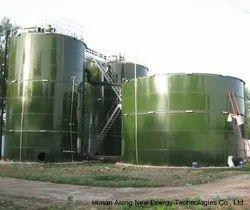 UASB ( Upflow Anaerobic Sludge Blanket Reactor