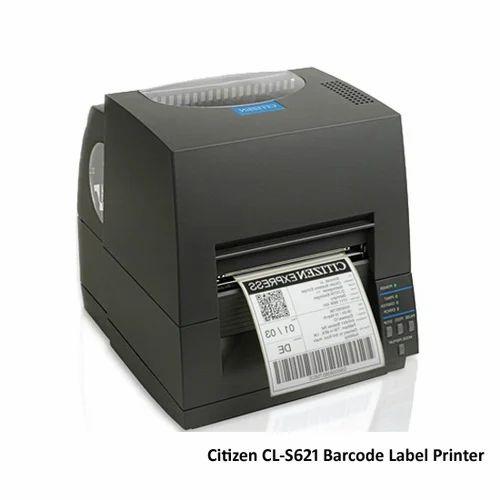 141132ccd069 Citizen Cl S621 Barcode Label Printer