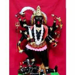 Marble Kali Mata Statue