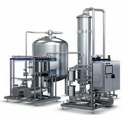 Premix Buffer Soft Drink Carbonator Plant