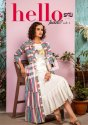 S4u Hello Jackets Vol 4 Designer Fancy Kurtis with Jacket Catalog
