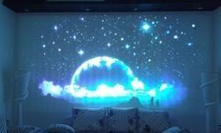 Corian 3D Wall Scenery