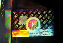 Spickglobal Holographic Stamping Foil Custom, Size: 1 To 60 Inch