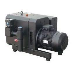 Hook And Claw Type Dry Vacuum Pump