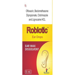 Robiotic Ear Drops