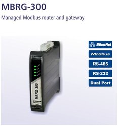 MBRG 300 Managed Modbus Router and Gateway