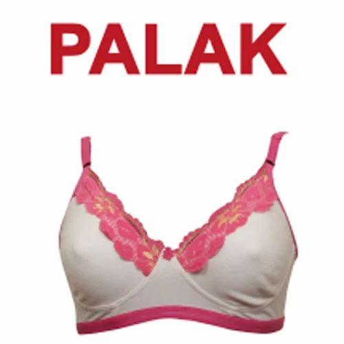 34c7ab914e394 Embroidery Palak Ladies Bra