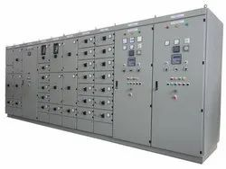 Siemens High Voltage Electrical Control Panel