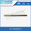 Hardik International Titanium Spine Connecting Rod, Orthaeopedic