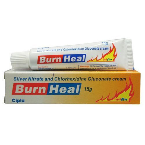15 Gram Burn Heal Ointment Packing Size 15 G Rs 35 Piece Id
