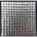 Diamond Mosaic Highlighter Tile, Thickness: 5-10 Mm