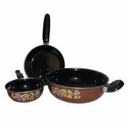 Milton 3 Pcs. Non Stick Cookware Set