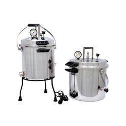 Cooker Type Aluminum Sterilizers
