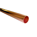 Round Copper Tube