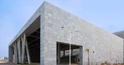 Rectangular Ivanka Concrete Panel