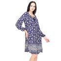 Branded Surplus Blue Mini Dress
