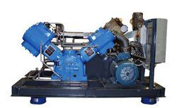 5 And 10 HP Process Gas Compressors